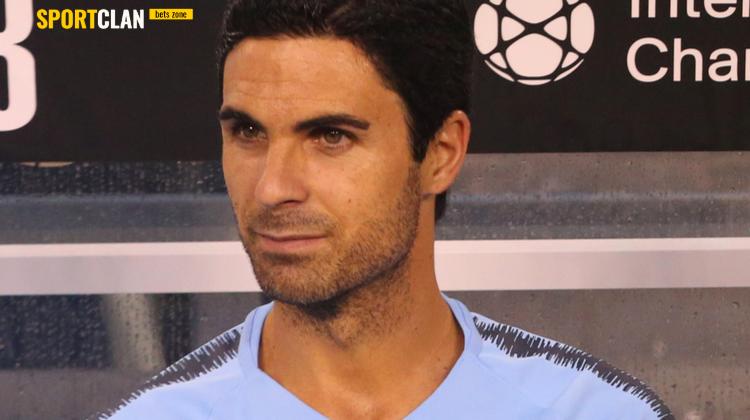 Конте – главный кандидат на замену Артеты в «Арсенале»