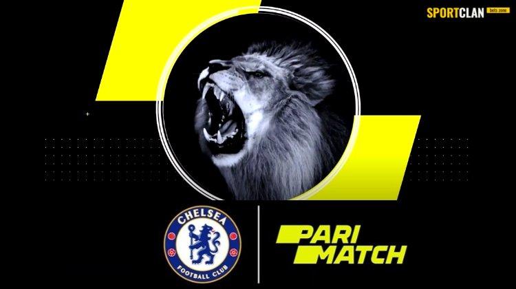 В списке британских партнёров Parimatch появился Челси
