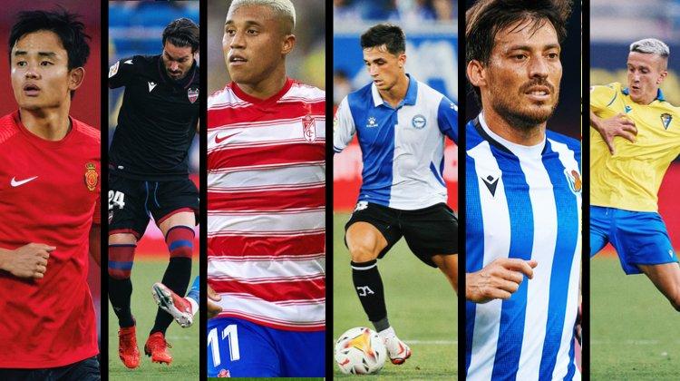Шесть клубов Ла Лиги пока не нашли замену титульным спонсорам-букмекерам