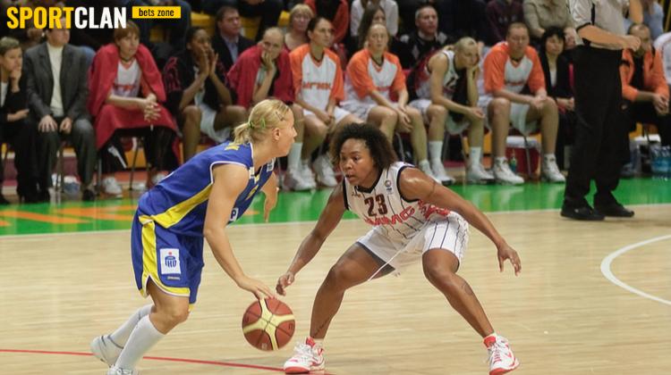 Группа игроков перехитрила букмекеров на Матче всех звёзд WNBA 2021
