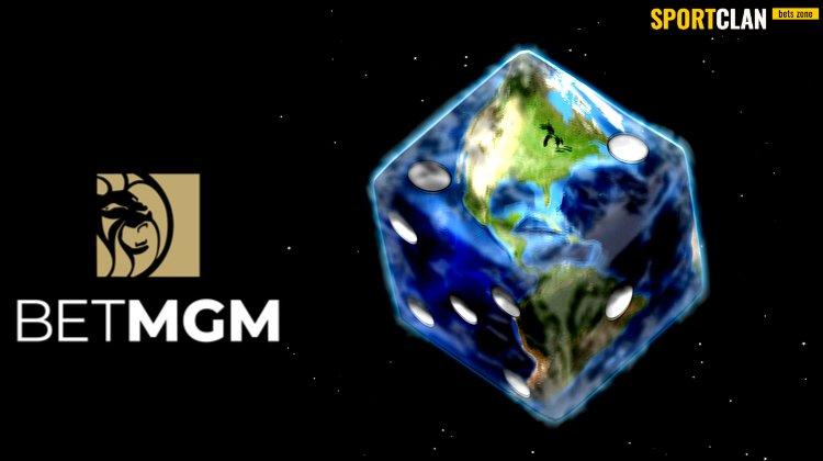 БК BetMGM приняла первые ставки из космоса