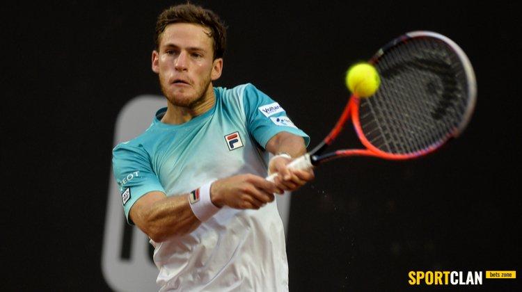Аргентинскому теннисисту угрожают в соцсетях из-за его сенсационного проигрыша белорусу