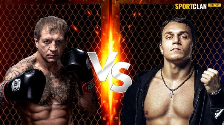 БК Winline будет транслировать хайповый бой Емельяненко и Тарасова