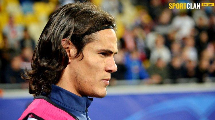 Роналду провоцирует трансфер Кавани в Барселону