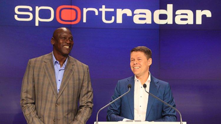 Майкл Джордан теперь будет консультировать не только DraftKings, но и Sportradar