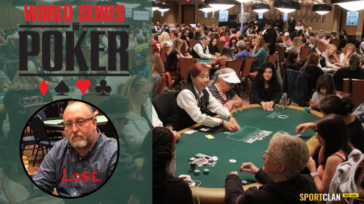 Покерист бросил вызов 643 женщинам на турнире WSOP Ladies Event, но провалился